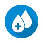 Icono Agua Y Saneamiento-150x150